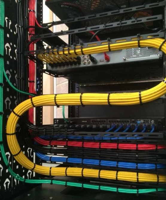 Professional cabling